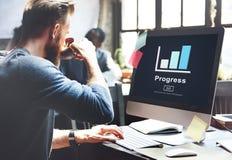 Progress Development Imrpovement Advancement Concept Stock Images