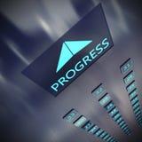 Progress elevator Stock Photos