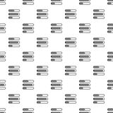 Progress loading bars pattern, simple style Royalty Free Stock Images