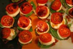 Progressive Dinner Appetizers 12Nov06 - 1 Stock Photos