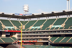 Progressive Field Royalty Free Stock Image