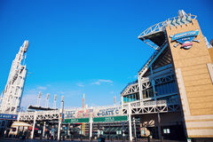 Progressive Field Royalty Free Stock Photo