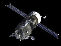 Progresso del veicolo spaziale Fotografia Stock