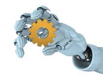 Progresso e tecnologias Foto de Stock