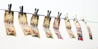 Prohíba en Rs 500, Rs que 1000 notas son huelga quirúrgica en la financiación del terror, dinero negro Fotografía de archivo