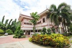 Prohíba la casa histórica de Wongburi en Phrae, Tailandia imagen de archivo