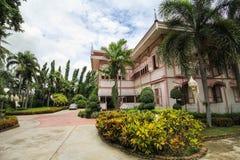 Prohíba la casa histórica de Wongburi en Phrae, Tailandia imagenes de archivo