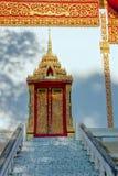 Prohibición Harn Wat Samret, Koh Samui, Tailandia Foto de archivo libre de regalías