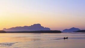 Prohibición Sam Chong Tai Takua Thung District, Tailandia Imagen de archivo