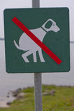 Prohibited! stock photos