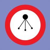 proibito Fotografia Stock Libera da Diritti