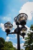 Proiettore del corridoio di illuminazione equipment Fotografia Stock Libera da Diritti