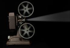 Proiettore di film Fotografie Stock