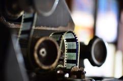 Proiettore di film Immagini Stock