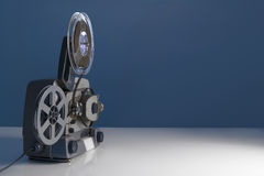 proiettore di film di 8mm Immagini Stock Libere da Diritti