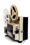 Proiettore di pellicola Immagine Stock