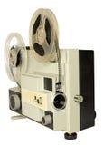 Proiettore di pellicola dell'annata Immagini Stock Libere da Diritti