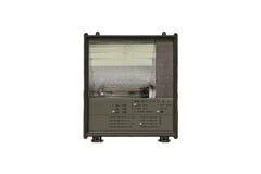 Proiettore industriale dell'alogeno fotografie stock libere da diritti
