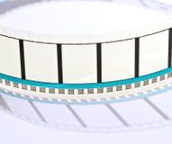 proiezione della pellicola di 35mm Fotografia Stock