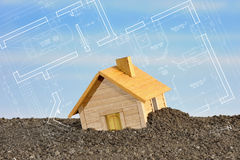 Project build three Royalty Free Stock Images