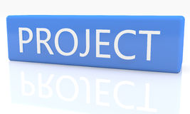 Project Stock Image
