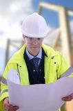 Project Engineer Stock Image