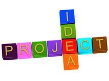 Project Management Concept Stock Images