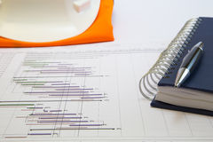 Project management Stock Images