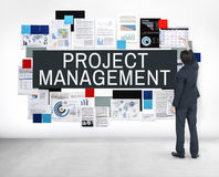Project Management Methods Processes Concept Royalty Free Stock Photo