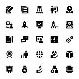 Project Management Vector Icons 4. When you're creating graphics for a management related materials, you'll find great use to these Project Management Vector Royalty Free Stock Image