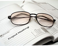 Project Meeting Stock Photo