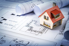 Free Project Of Construction Royalty Free Stock Photo - 49925875