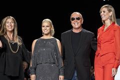 Project Runway Season 8 Royalty Free Stock Images