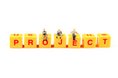 Project solutions Stock Images