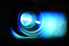 Projecteur Image libre de droits
