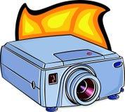 Projecteur Photographie stock