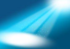 projecteur abstrait de fond Photo stock