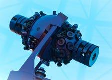 Projecteur d'étoile de planétarium Images libres de droits
