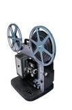 Projecteur de film à la maison photo libre de droits