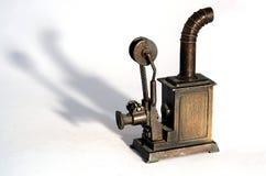 Projecteur de film antique images libres de droits