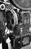 Projecteur de film antique Image libre de droits