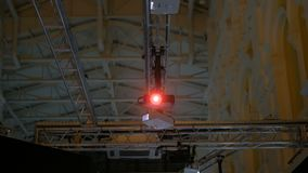 Projecteur de film de Digital banque de vidéos