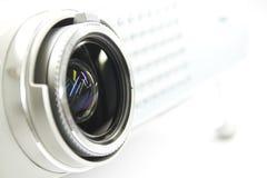 Projecteur de multimédia Photo stock