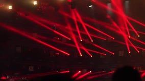 Projecteur sur le concert defocusing clips vidéos