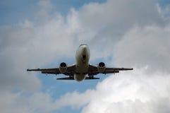 Projecteurs d'atterrissage Photographie stock libre de droits