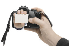 projectile d'affaires Photo stock