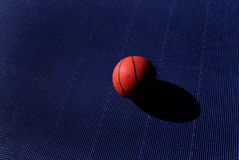 Projectile de basket-ball Images libres de droits