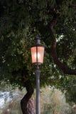 Projectile de nuit Image stock