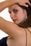 Projectile de visage Image stock