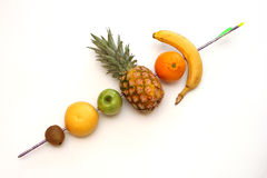 Projectile de vitamines photos stock